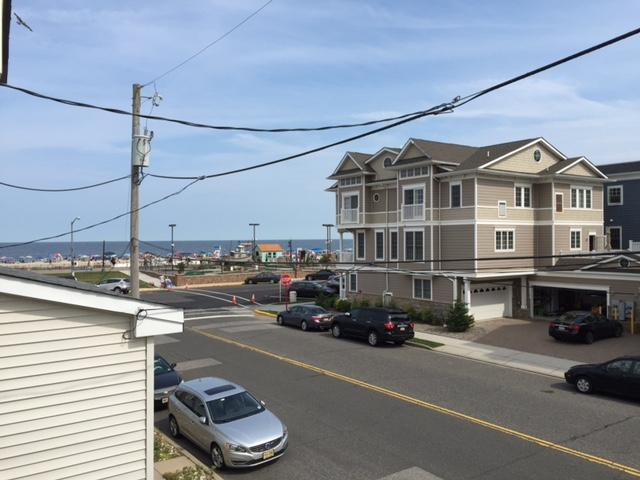 Ocean & Beach Views from Front Deck - Image 1 - Bradley Beach - rentals