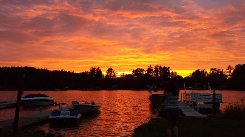 Amazing Sunsets!! - Newly custom built, lake,ski, boating, trails,fish - Belmont - rentals