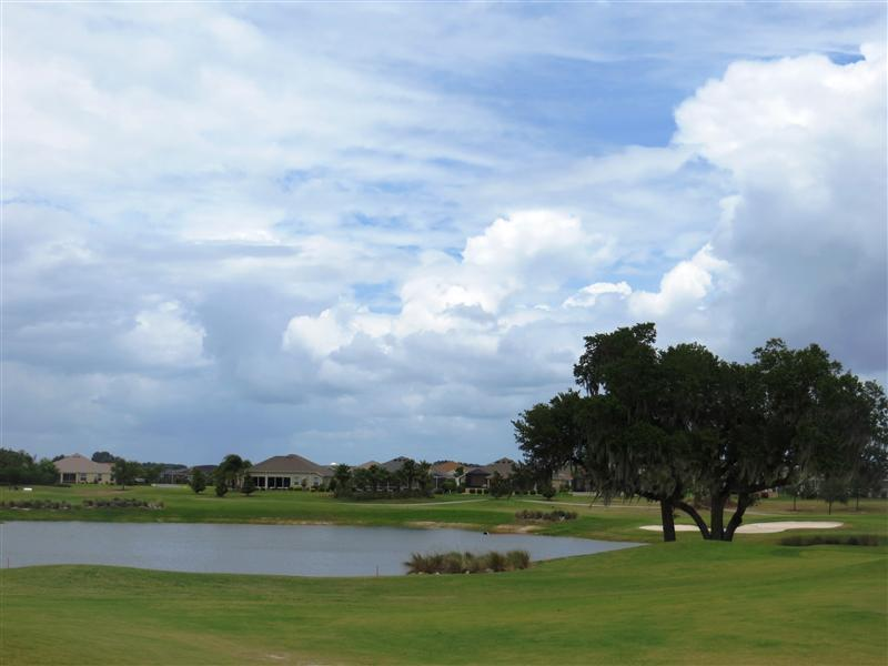 Tranquil Golf Course View... - Villa With A View !! - The Villages - rentals