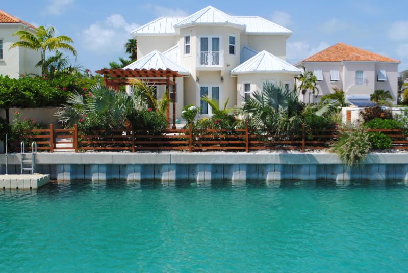 Waterfront Home - Waterfront Leeward Villa - Grace Bay - rentals