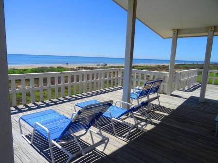 Beachfront House- Calypso - Image 1 - Galveston Island - rentals