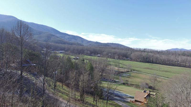 Secluded with Fantastic Views! Game Room-WiFi-Pets - Image 1 - Wears Valley - rentals