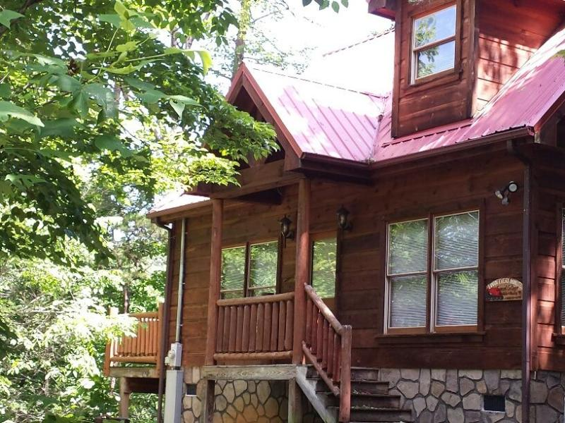 SaveBig SPRING-FREE Nts! Romantic Secluded Escape - Image 1 - Sevierville - rentals