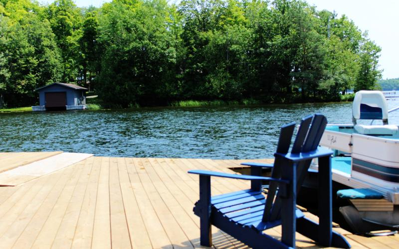 Pet Friendly Cottage Rentals at Blue Pigeon Resort - Image 1 - Bobcaygeon - rentals