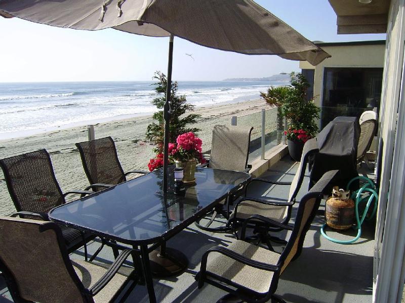 Ocean Front Luxury 3B/3B Condo - Image 1 - San Diego - rentals