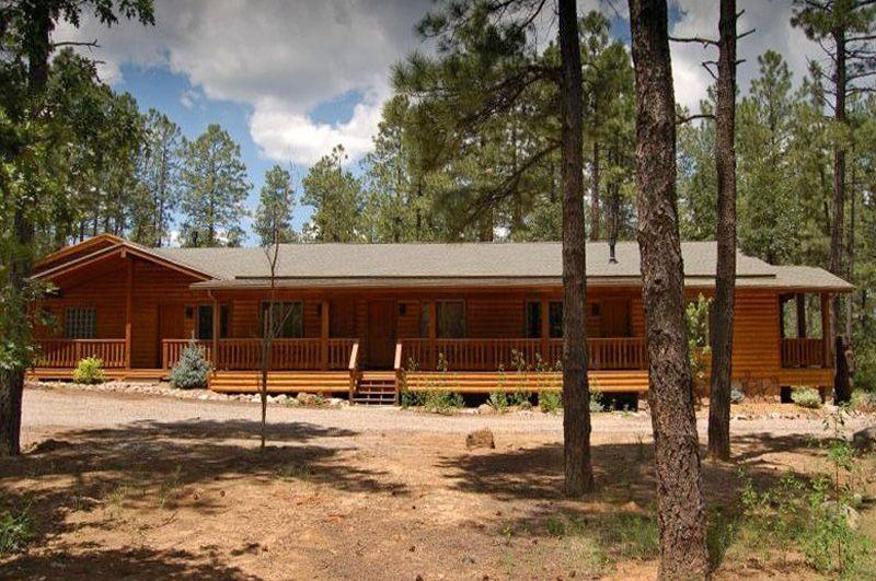 Perfect for Large Groups - 6400 sq.ft. Cabin - Image 1 - Lakeside - rentals