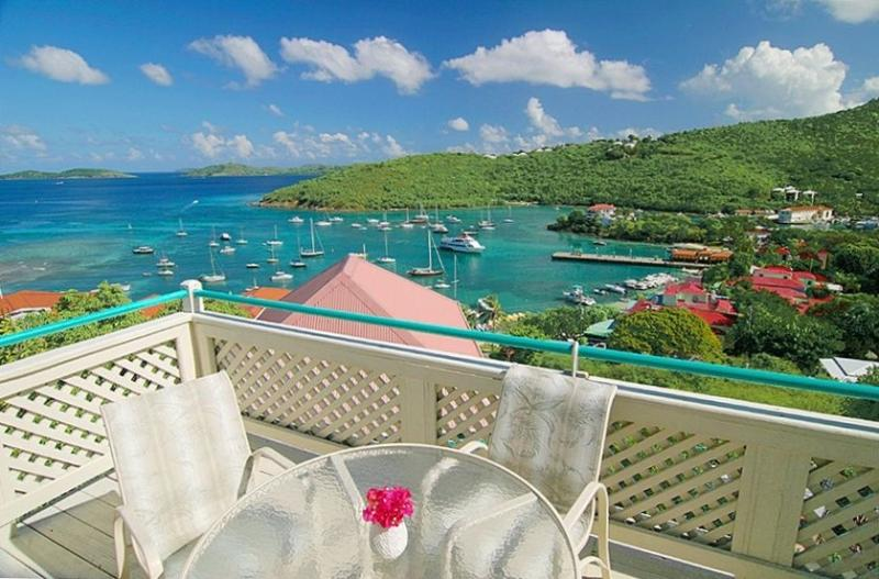 Luxury Cruz Bay Condo Offers Awesome Views - Image 1 - Cruz Bay - rentals