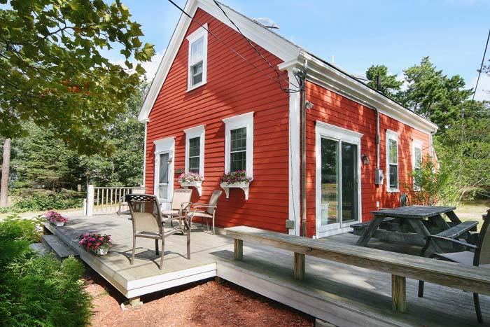 Cranberry Cottage Ocean View - Image 1 - Barnstable - rentals