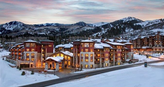 Hilton Sunrise Lodge - 1 to 4 BR, Platinum season (floating week) - Park City - rentals