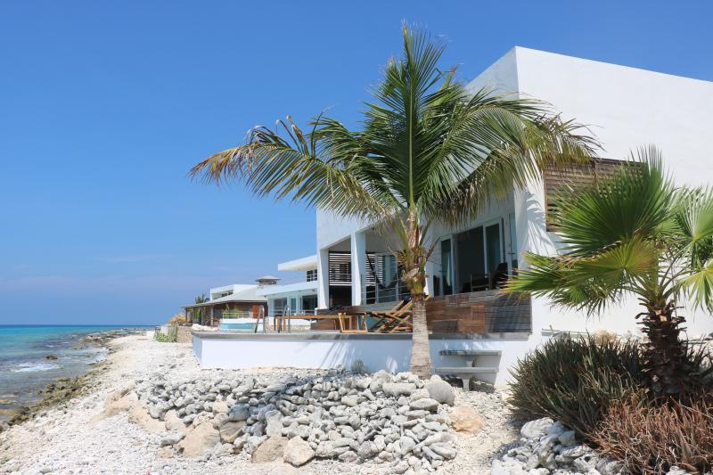 Sunset Beach House Bonaire Oceanfront - Image 1 - Kralendijk - rentals