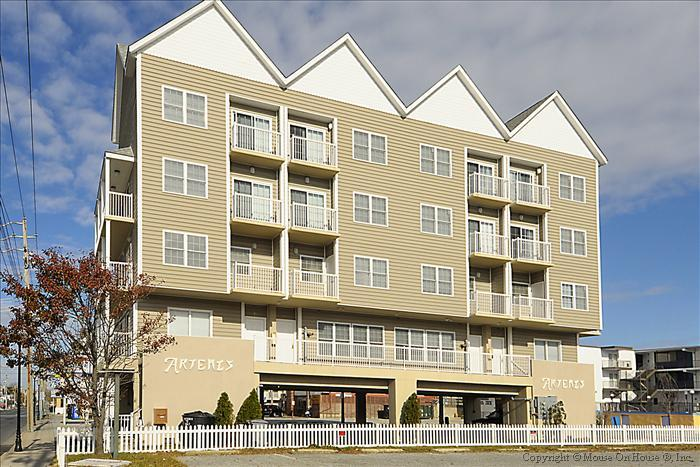 Ocean Block Townhomes, Boardwalk 200ft, Ocean View - Image 1 - Ocean City - rentals