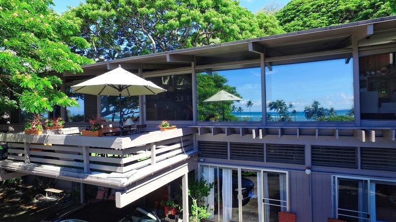 Luxury ocean view house - perfect location - Image 1 - Honolulu - rentals