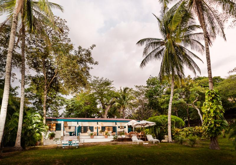 Beach Front - Blue Villa - Image 1 - Playa Hermosa - rentals
