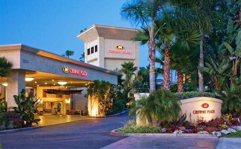 Hotel Front View - Spectacular Crowne Plaza San Diego - San Diego - rentals