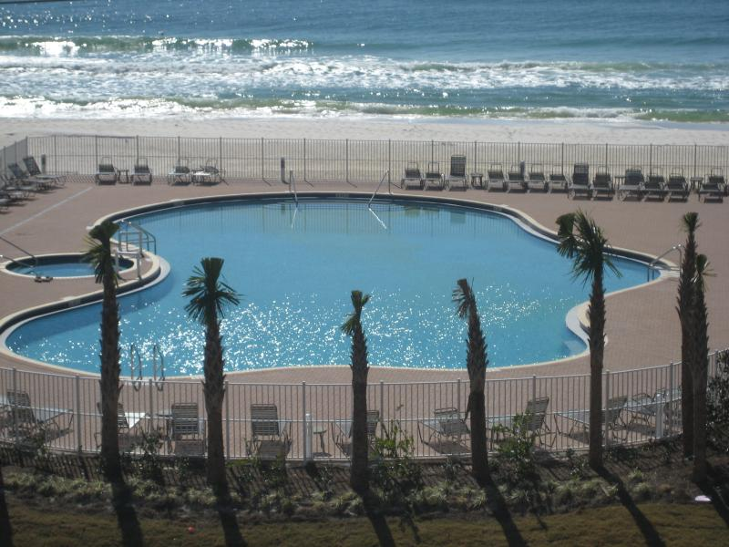 tidewater East  Pool - Tidewater Beach Resort,Oceanfront,Great Amenities - Panama City Beach - rentals