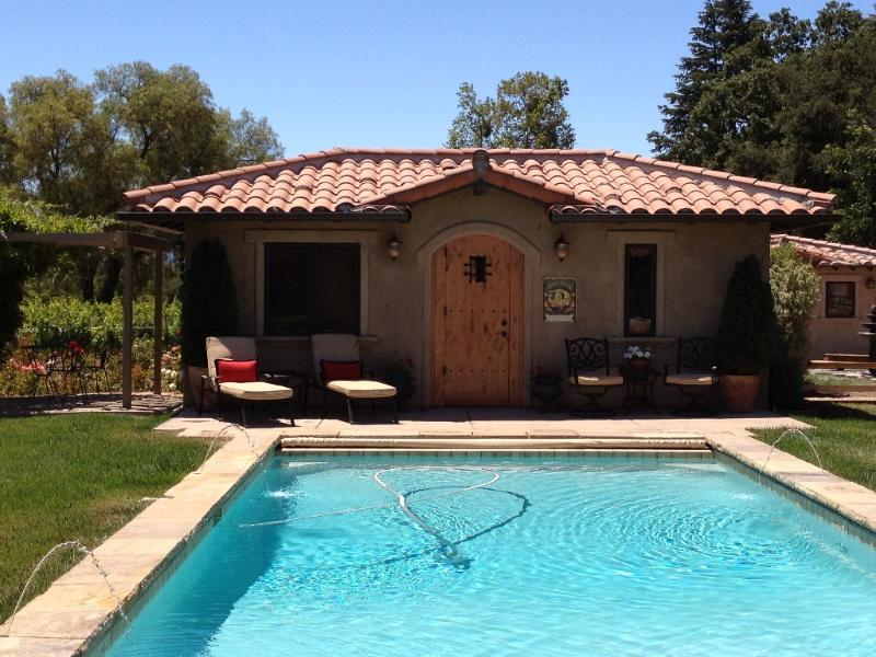 Stay Among the Vines in a Converted Wine Cellar! - Image 1 - Santa Ynez - rentals