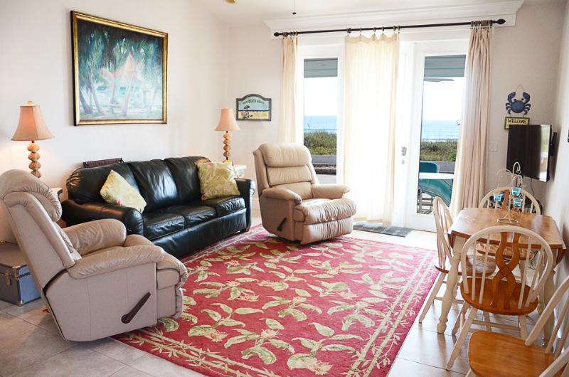 Fall Specials-Neptune #21 OceanFront Home - Image 1 - Ormond Beach - rentals