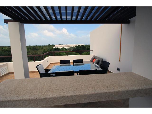 HIRA PH2 - Corner Penthouse - Image 1 - Akumal - rentals
