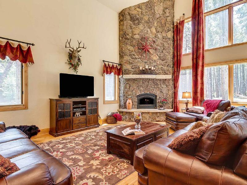Luxury Ski-In Ski-Out Home Backing National Forest - Image 1 - Breckenridge - rentals