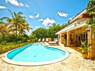 Luxury Golf Villa at Punta Cana Resort. - Image 1 - Crosswicks - rentals