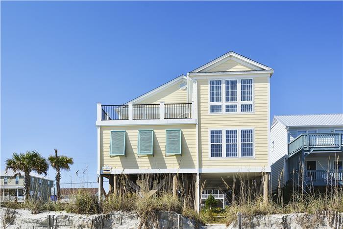Vista Del Mar - Extravagant Ocean Front Property - Image 1 - Murrells Inlet - rentals