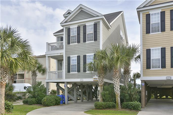 Vacation Station - Pet Friendly w/ Private Pool - Image 1 - Surfside Beach - rentals