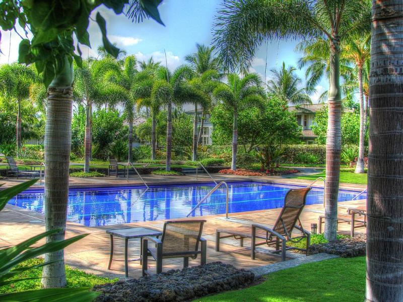 Tranquilty Villa @ Kululani in Mauna Lani.  Adult lap pool. - New-Tranquility Villa-Next to Pools/Rec Center - Waimea - rentals