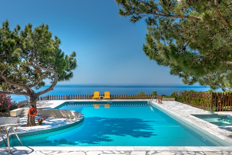 Swimminbg pool - Ferma Solaris Apartments (Amazing sea views) - Ierapetra - rentals