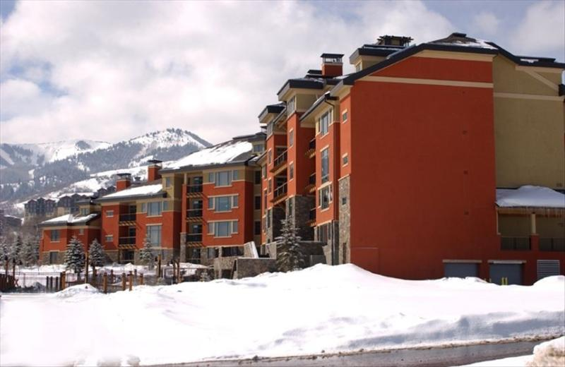 Miners Club Ski-in/Out Luxury,3 Bedroom - Image 1 - Park City - rentals