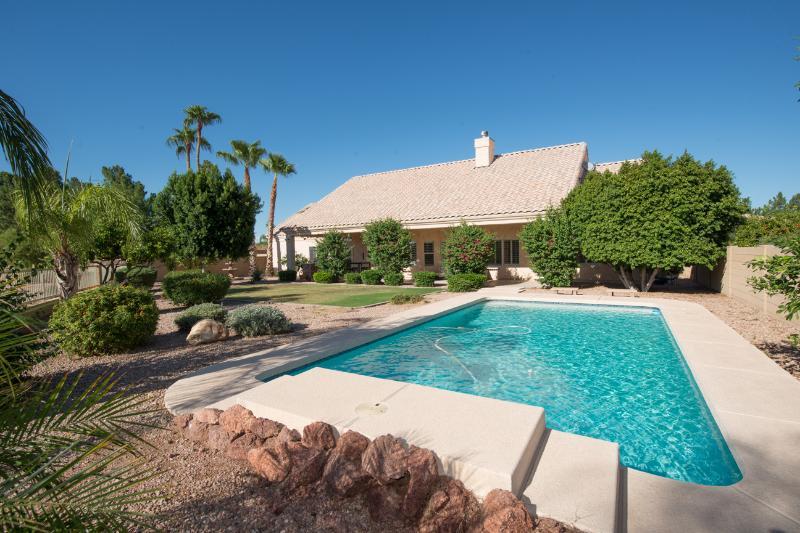 North Mesa Vacation Home - Sleeps 12 - Golf Views - Image 1 - Mesa - rentals