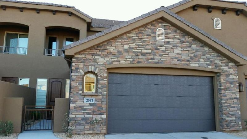 Awesome New Luxury Home on Golf Course, Sleeps 16 - Image 1 - Saint George - rentals