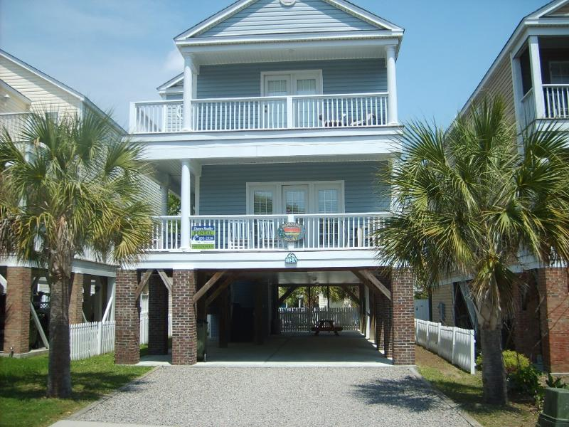 Close to beach on quiet side street. - Image 1 - Surfside Beach - rentals
