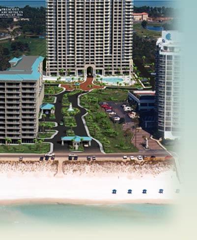 Ariel Dunes 1 Penthouse Condo Beach, Gulf, Bay, Golf Views. With 2 Heated Pools - Destin Fl Penthouse Condo Sleep 6 - Miramar Beach - rentals