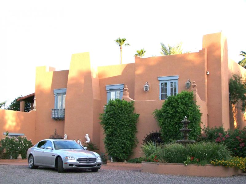 Luxury 10 bedroom Estate 1920s Hacienda Phoenix - Image 1 - Phoenix - rentals