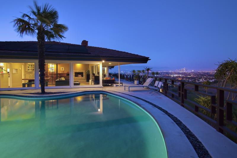 Private Los Angeles Villa: Amazing Views & Pool! - Image 1 - Los Angeles - rentals