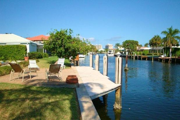Spacious Tropical Waterfront Pool Home - Image 1 - Fort Lauderdale - rentals