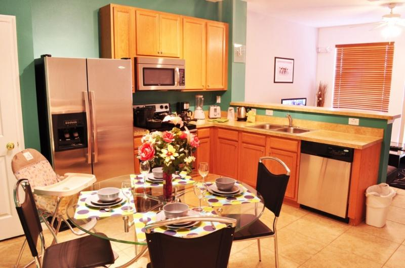 Fully Equipped Kitchen - 1.5 Miles to Disney, Crestwynd Vacation Rentals - Kissimmee - rentals