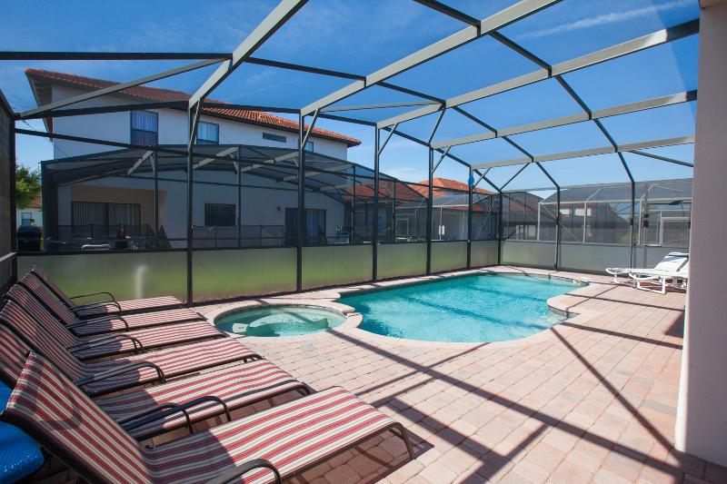 Private South Facing Pool and Spa - Joy In The Sun Disney Villa 3 * 6bedroom/3.bathroom sleep 14 - $120/nt May 17 - Four Corners - rentals