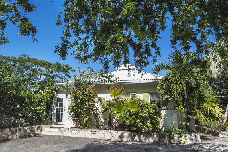 Le carre Saint Louis #2, minutes to the beach - Image 1 - Grace Bay - rentals