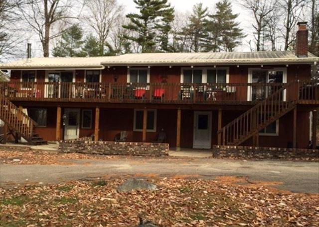 West Point Water Access home - Image 1 - Moultonborough - rentals