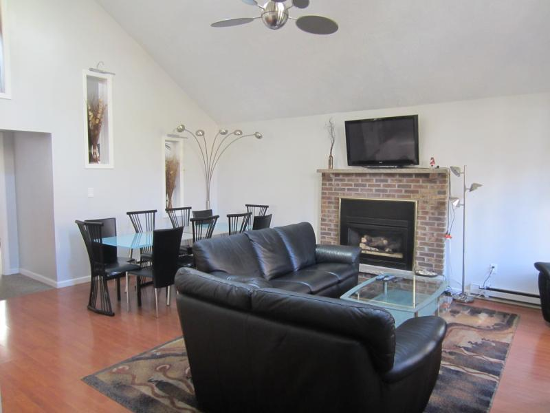 Main - living/dining room combo - Modern and spacious place in great location - Tobyhanna - rentals