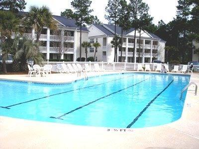 Out door pool - 3BR Luxury on Wizard Golf Course - Myrtle Beach - rentals
