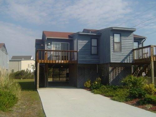 "'The Blue Lagoon"" - SPECIAL NO HIDDEN FEES IN PRICES!!! - North Topsail Beach - rentals"