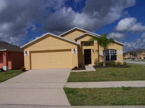 5Bed 3Bath home with private pool/spa & game room 7 miles to Disney from $125/nt - Image 1 - Davenport - rentals