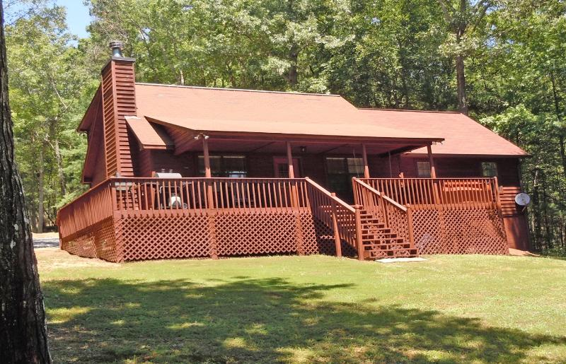Front of Bearadise Retreat - Bearadise Retreat -  Amazing cabin, Hot Tub & View - Ellijay - rentals