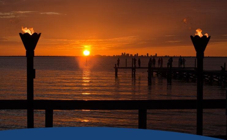 Wonderful Waterfront 3 bedroom 3 bath home, PRIVATE BEACH, Bahia Beach - Private Beach,new waterfront 3.b.3b home,Tampa Bay - Apollo Beach - rentals