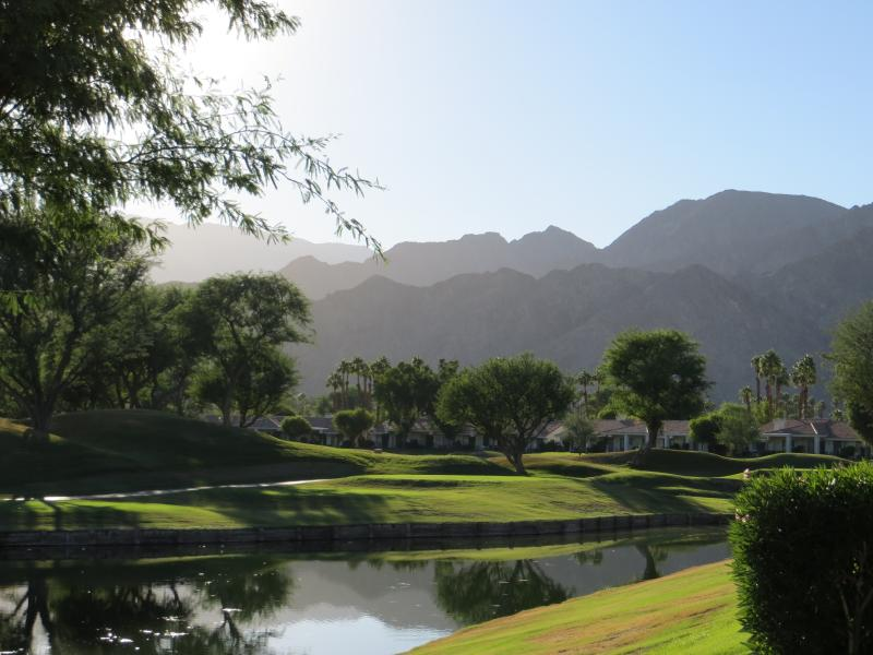 Great location! Views of the golf course and mountains with plenty of privacy. - 3 BD La Quinta PGA West Stadium Course - La Quinta - rentals