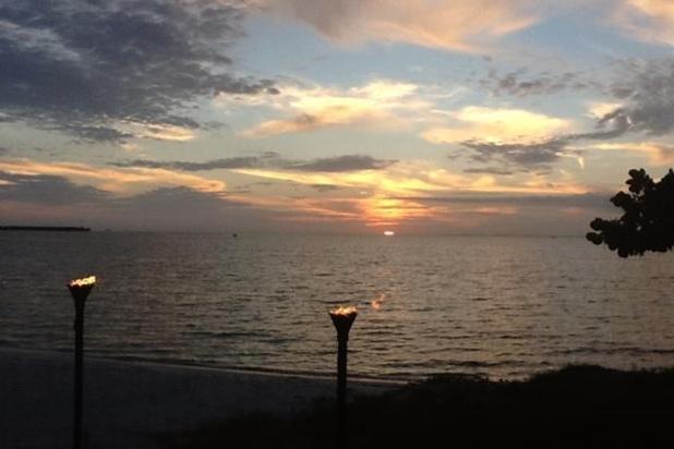 Waterfront 3b.3.b, at private Bahia beach, Tampa Bay - Luxury Waterfront 3b.3b. Town House - Apollo Beach - rentals