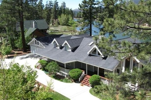LAKEFRONT ESTATE AT MALLARD BAY - MAGNIFICENT!! - Image 1 - Big Bear Lake - rentals