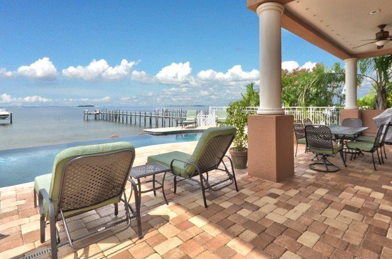 Newer Luxury Waterfront Home on Tampa Bay - Image 1 - Tampa - rentals